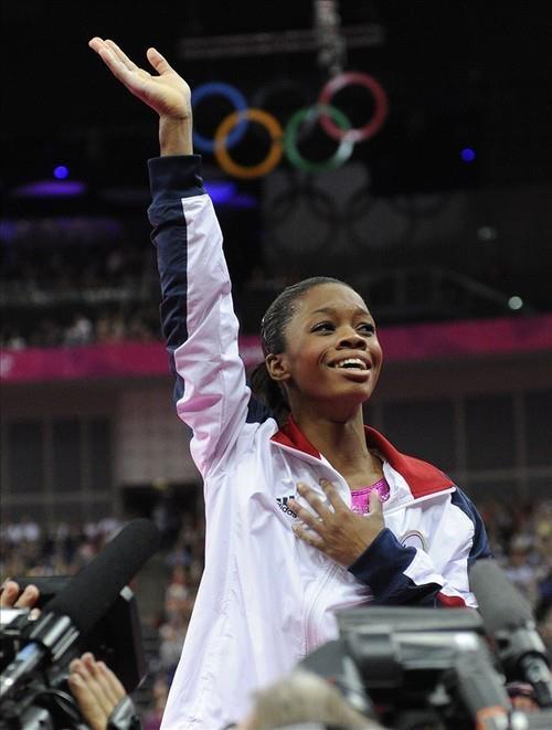 Gabby Douglas - 2012 Olympics